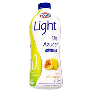 Yogurt Sin azúcar